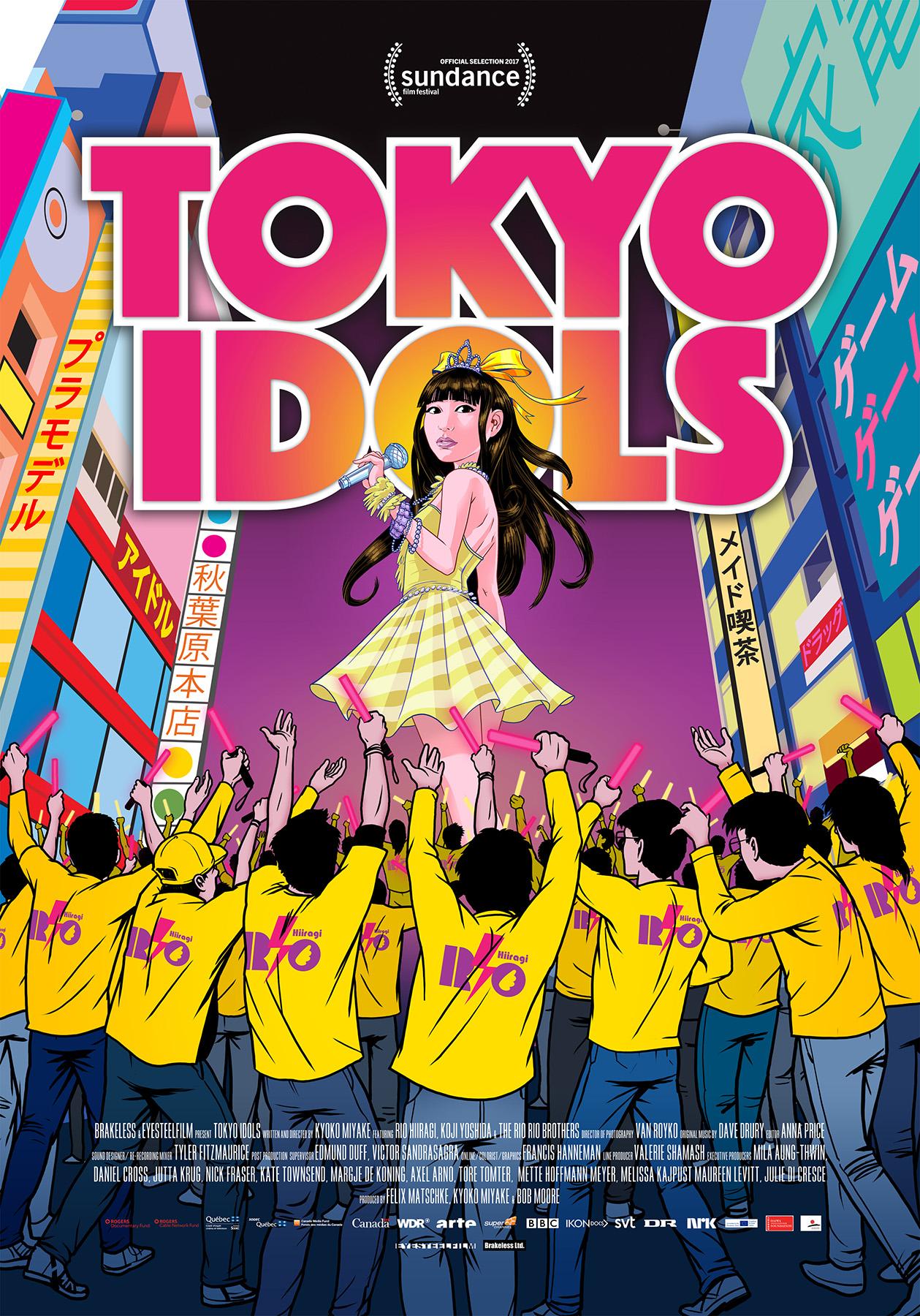 Tokyo Idols film review