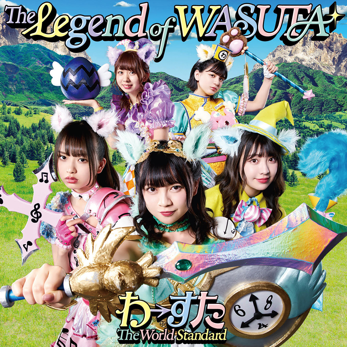 Wasuta Legend of Wasuta