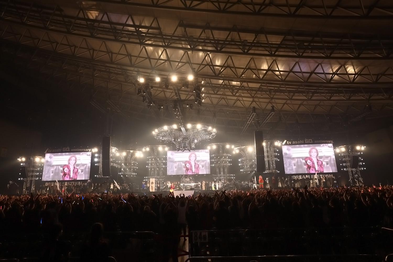 Yoshiki TV Asahi Dream Festival 2019