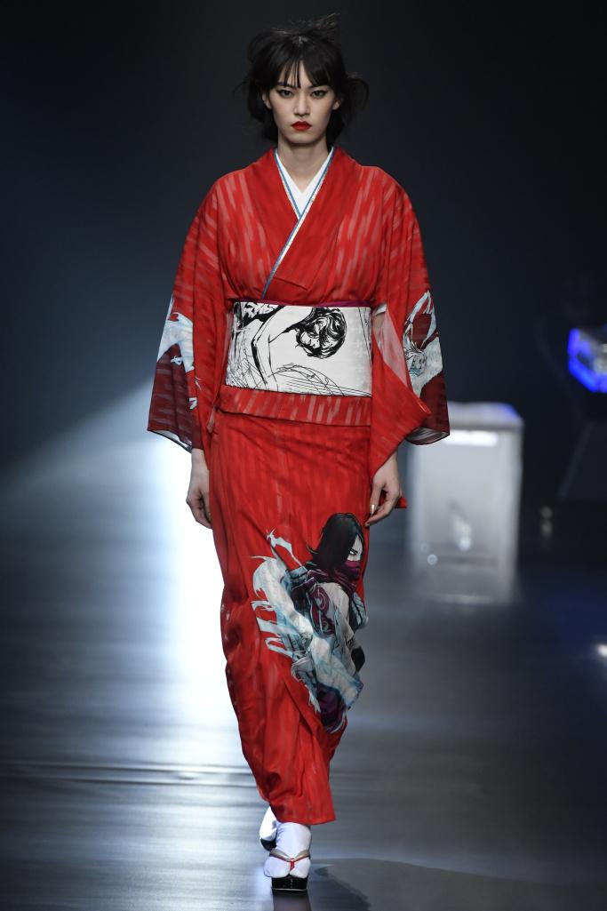 Yoshikimono Blood Red Dragon