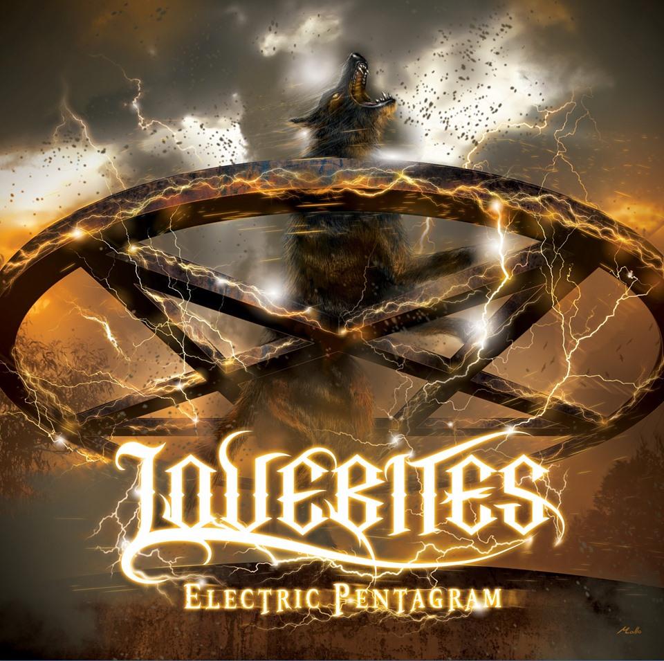 LOVEBITES Electric Pentagram