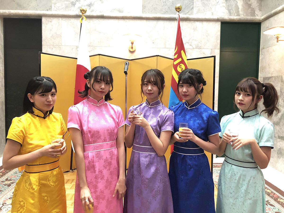 Wasuta Mongolia 2019
