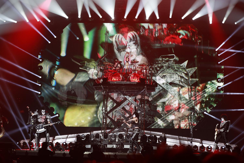 Yoshiki KISS Tokyo Dome