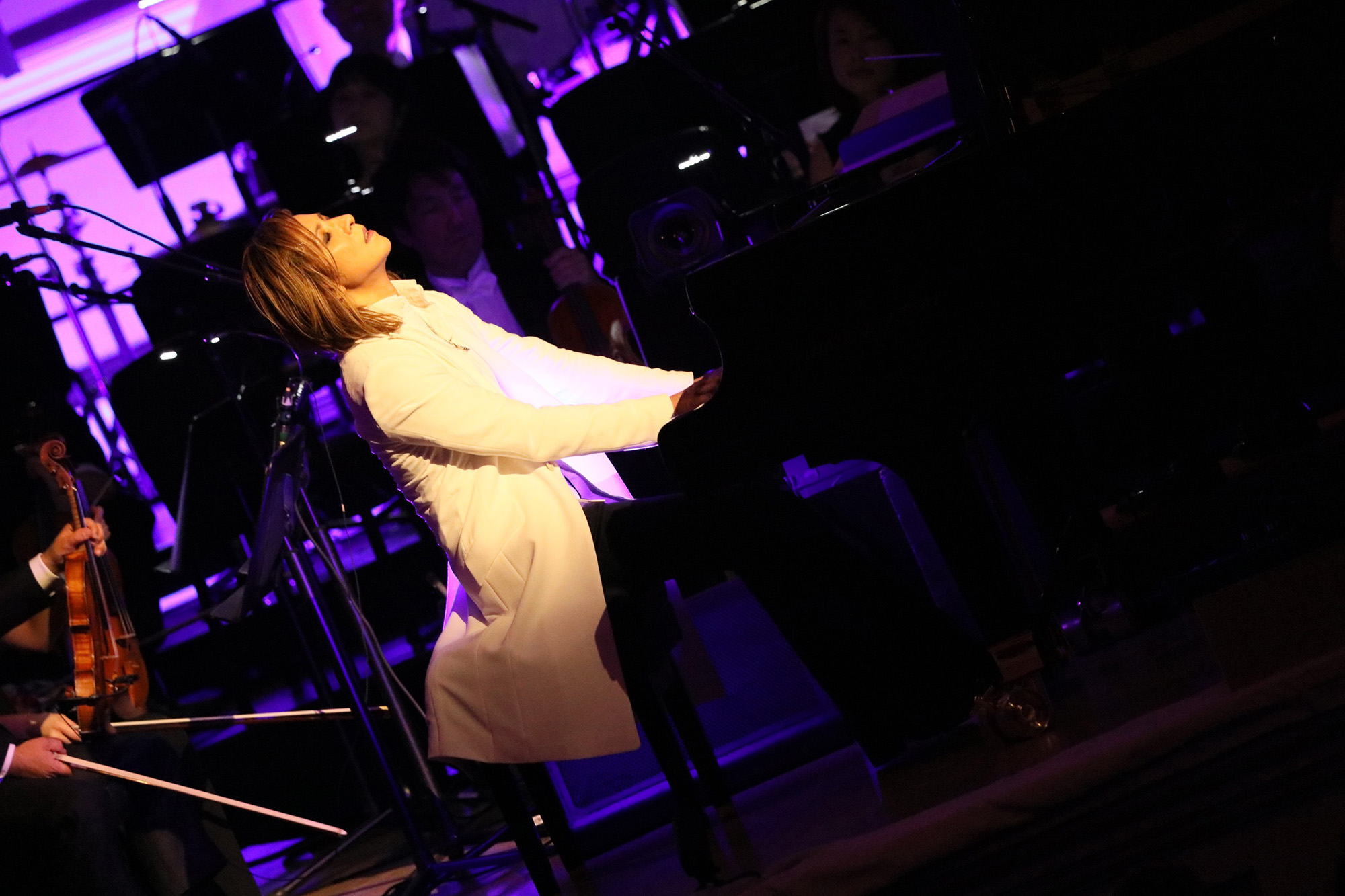 Yoshiki Live at Carnegie Hall