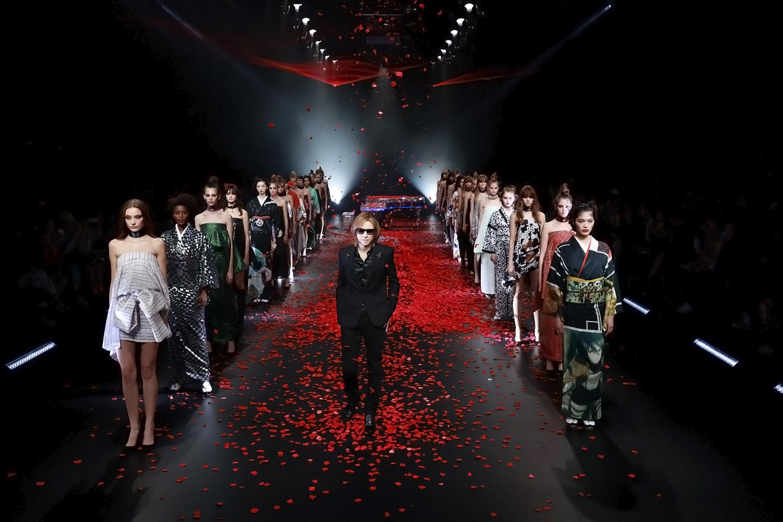 Yoshiki Yoshikimono Tokyo Fashion Week 2020
