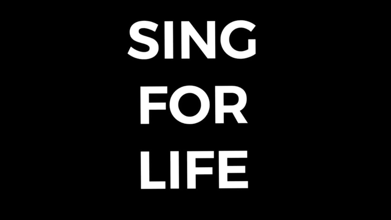 Yoshiki will.i.am Bono Sing4Life