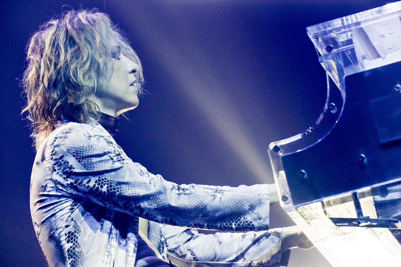 Yoshiki MusiCares COVID-19