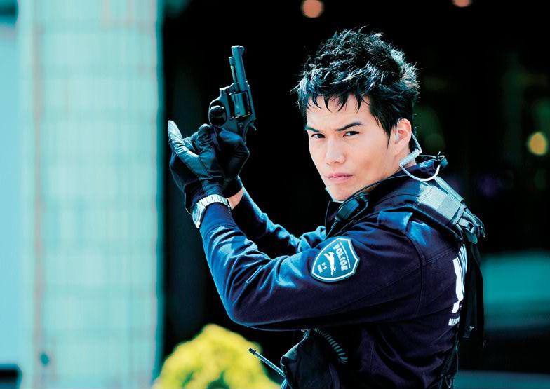 Hayato Ichihara DOG x POLICE