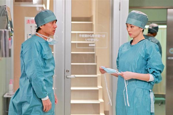 Ryoko Yonekura Doctor X