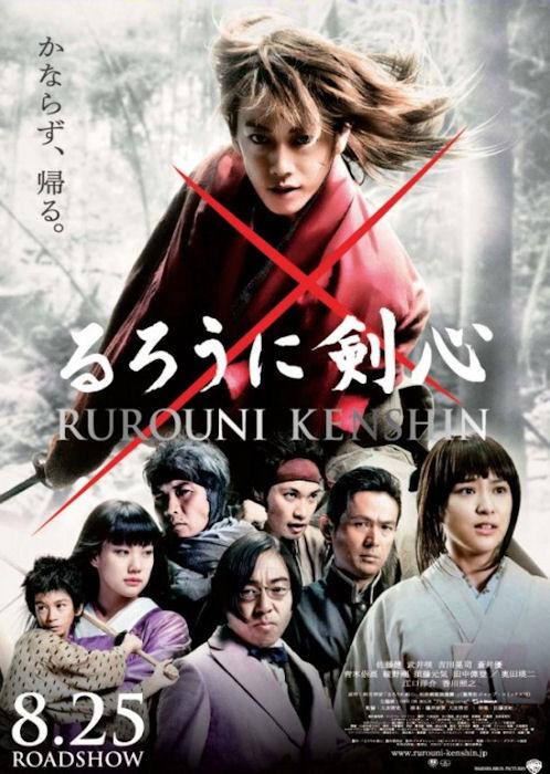 Rurouni Kenshin Takeru Satoh