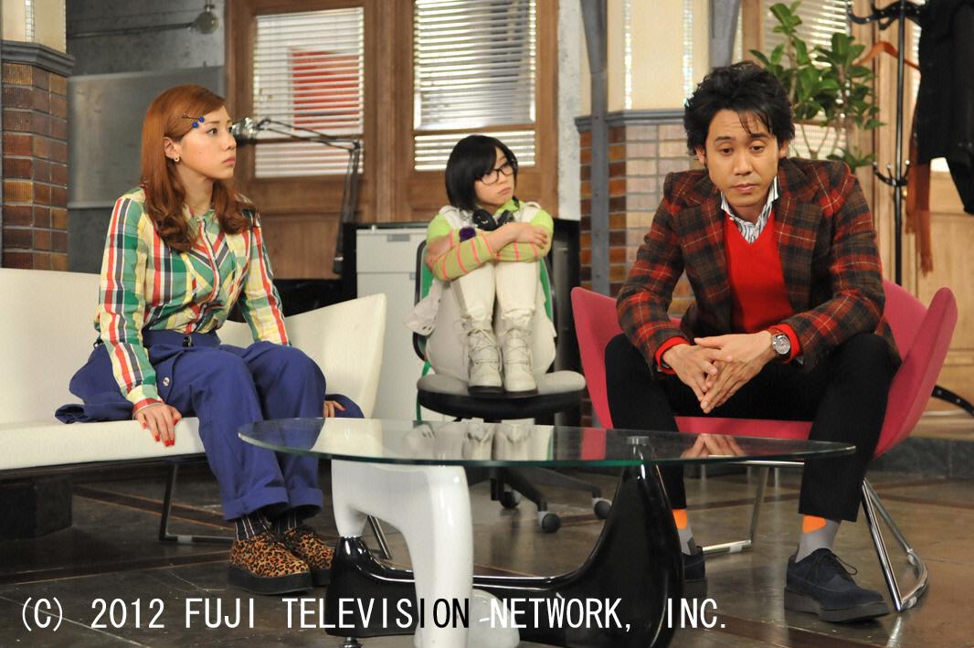 Lucky Seven Japanese drama