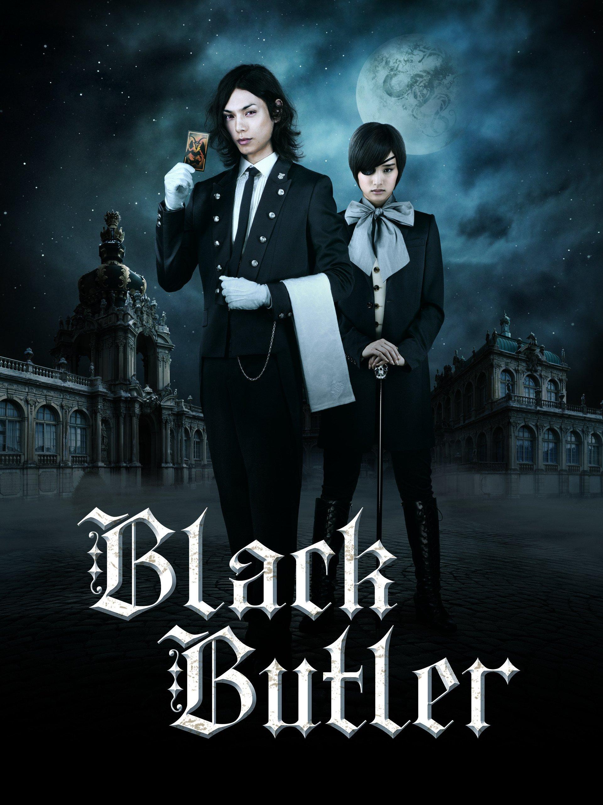 Black Butler film review