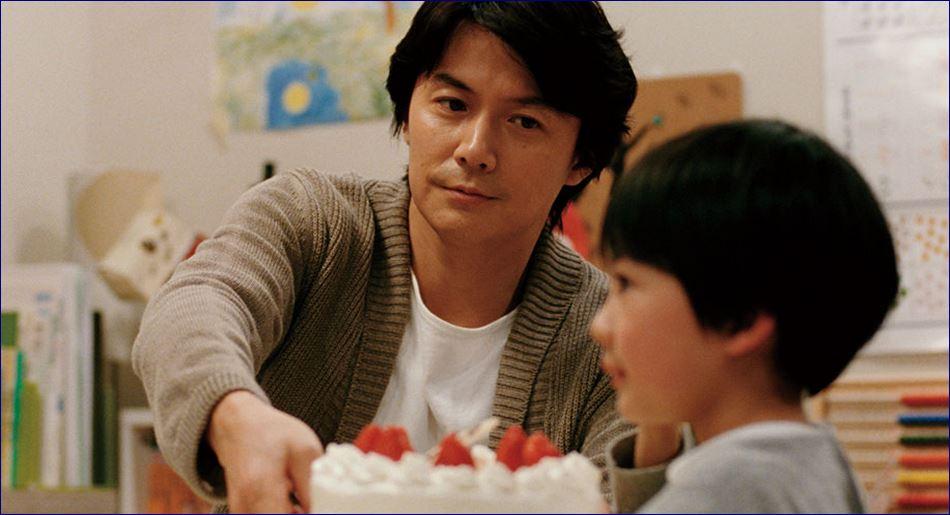 Masaharu Fukuyama Like Father Like Son