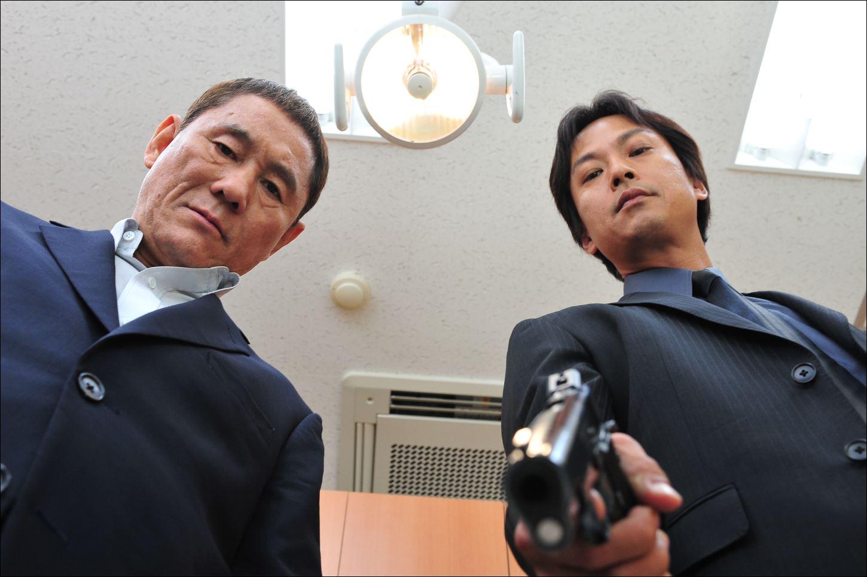 Takeshi Kitano Outrage