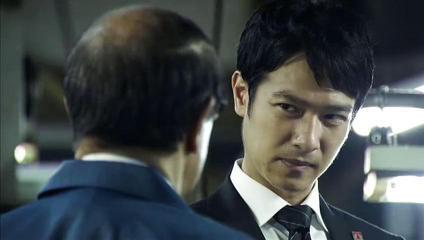 Hanzawa Naoki Episode 1 review
