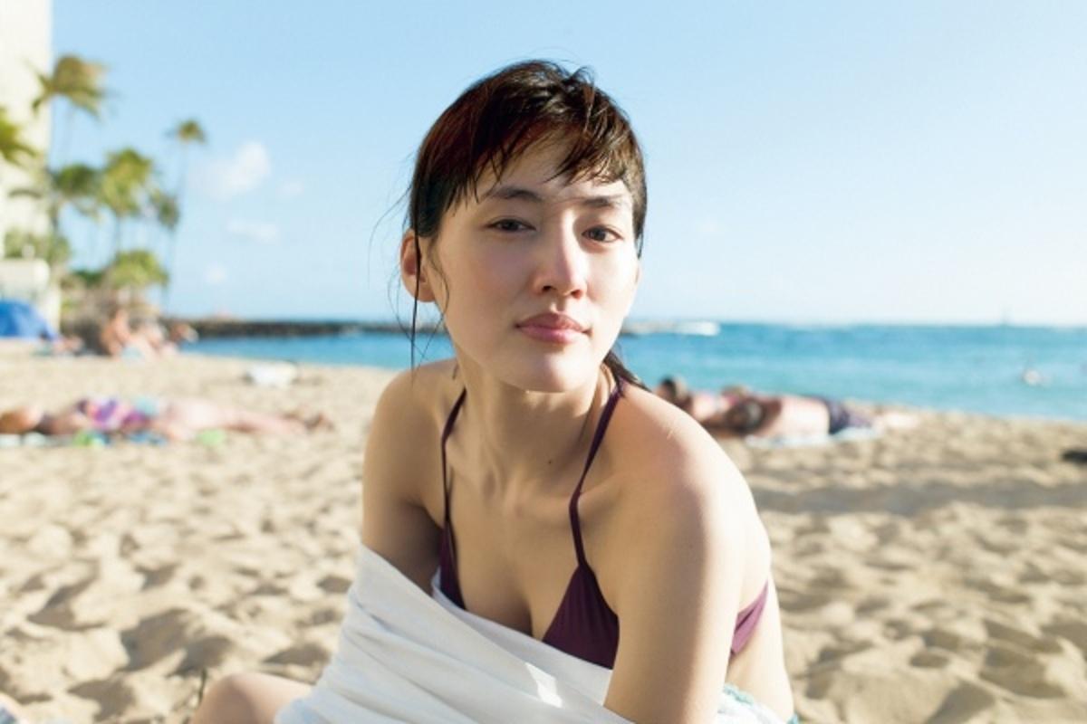 Haruka Ayase photobook Breath