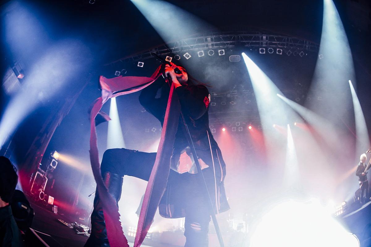 MUCC TOUR 2019 Kowareta Piano to Living Dead