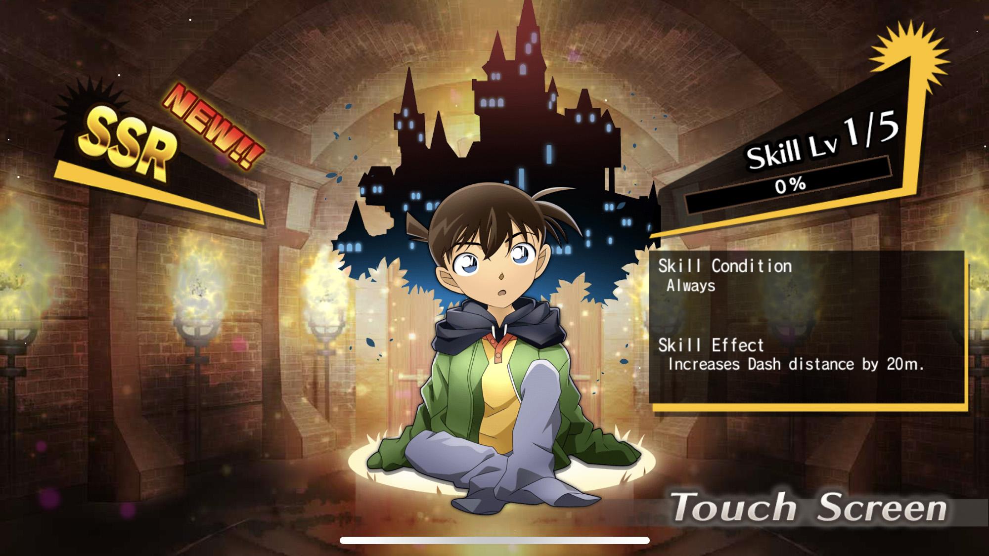 Case Closed Runner Detective Conan