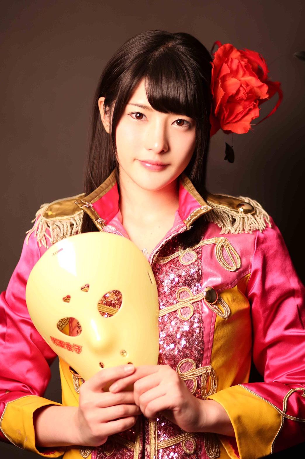 Erina Kamiya Kamen Joshi