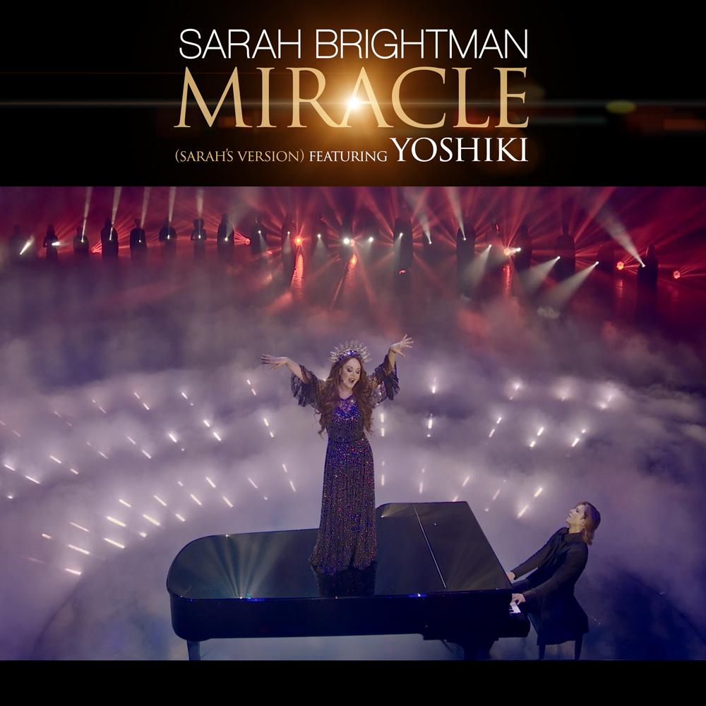 Yoshiki Sarah Brightman