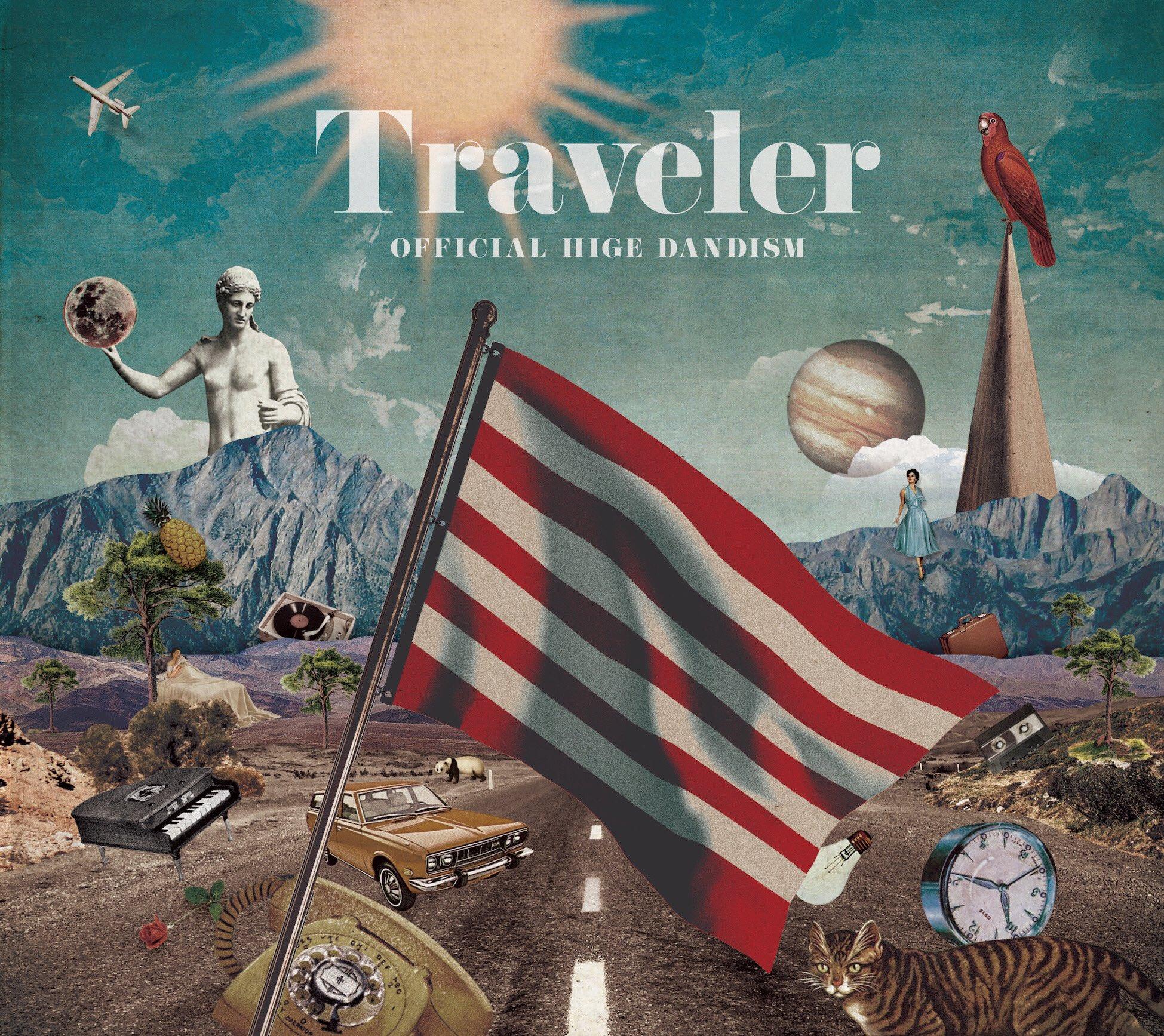 Official HIGE DANdism Traveler