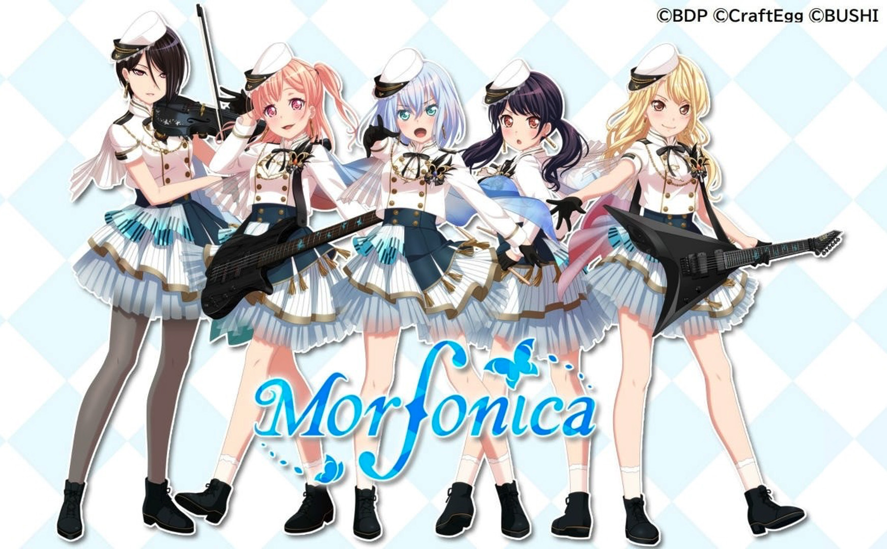 Bang Dream Morfonica