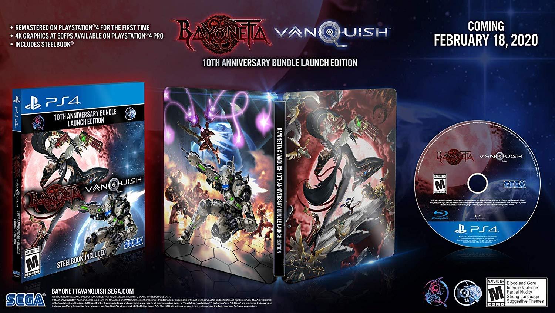 Bayonetta 10th Anniversary