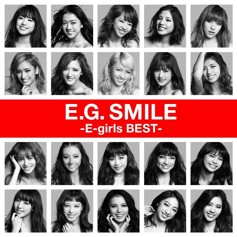 E-Girls EG Smile
