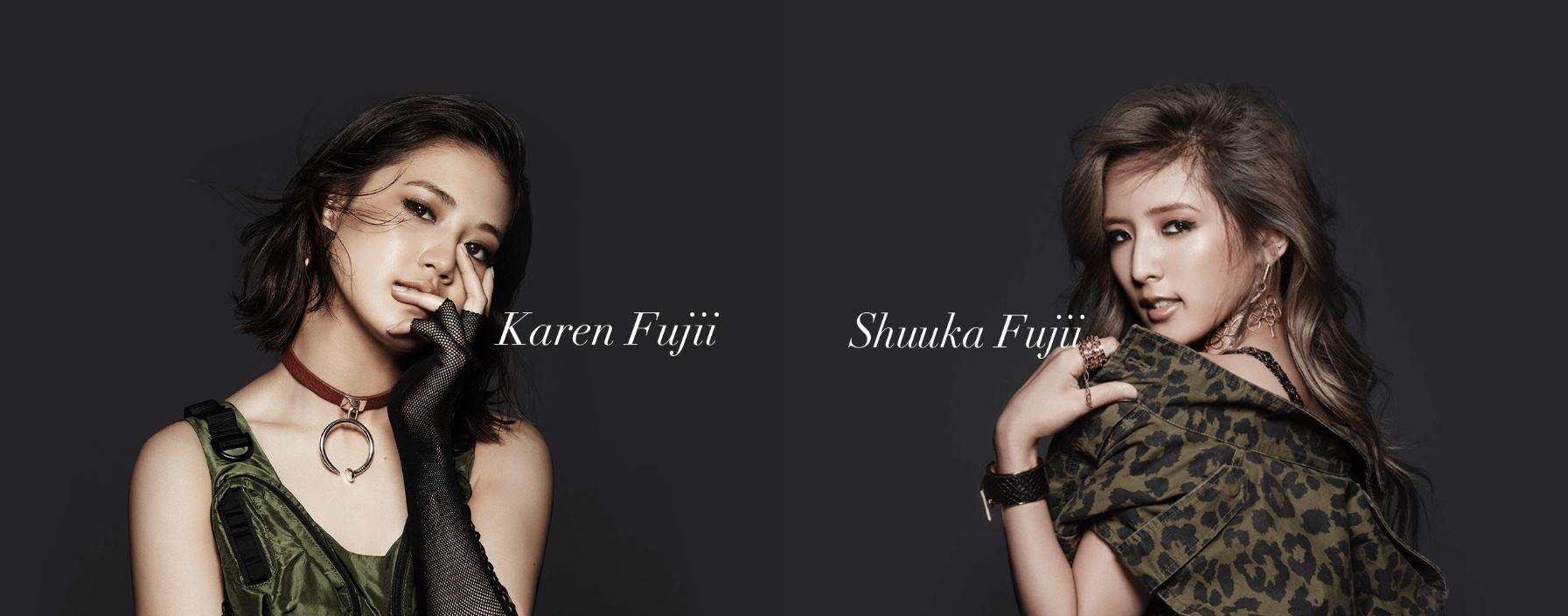 E-Girls Shuuka Fujii Karen Fujii ShuuKaRen