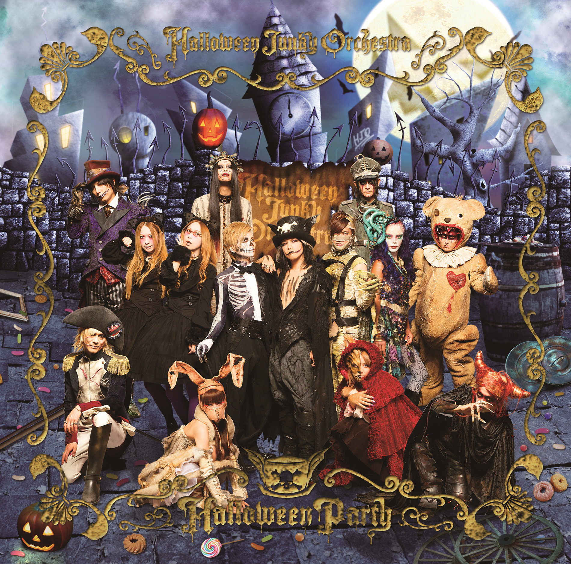 Halloween Junky Orchestra - Halloween Party