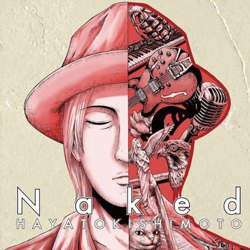 Hayato Kishimoto - Naked