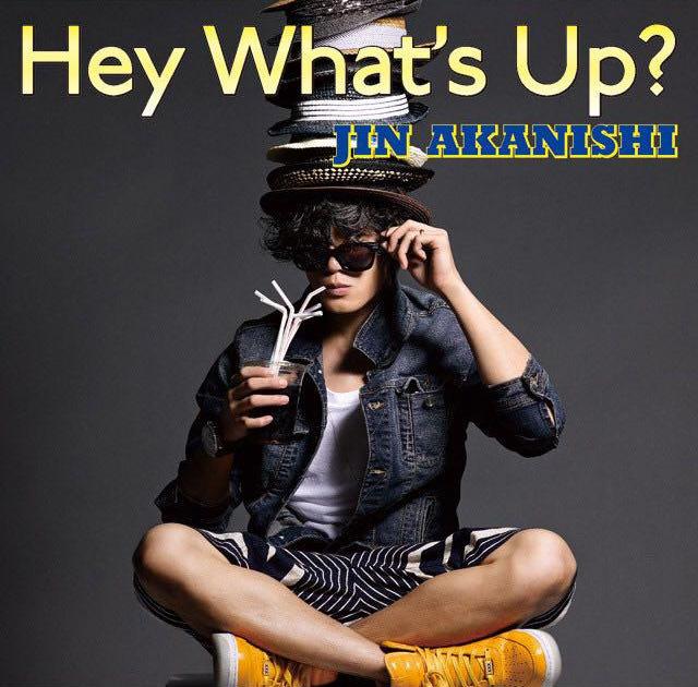 Jin Akanishi - Hey Whats Up
