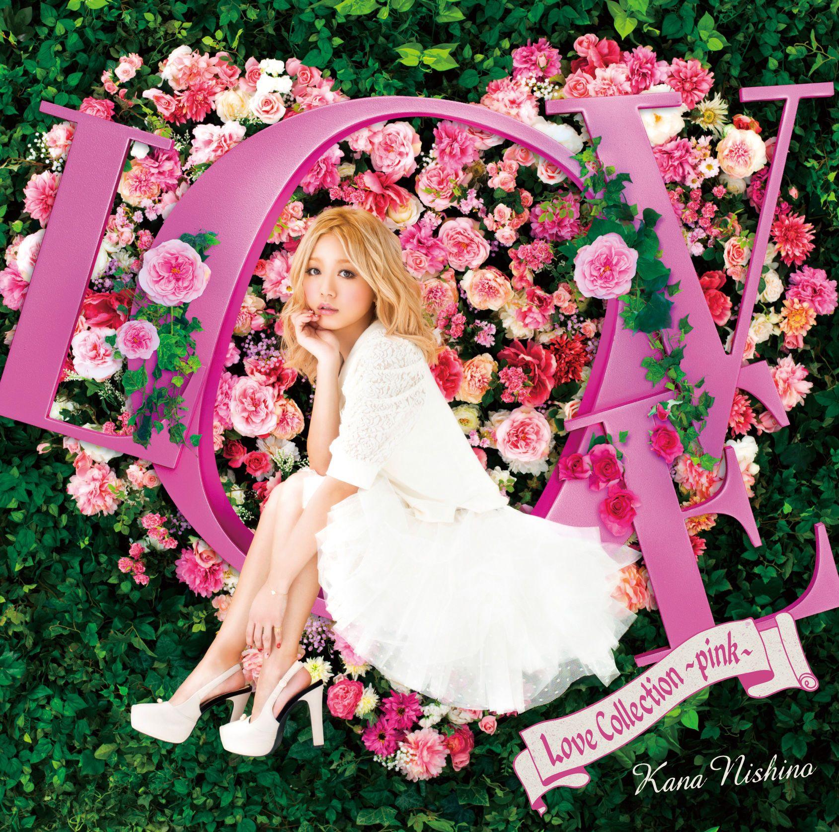 Kana Nishino - Love Collection - pink