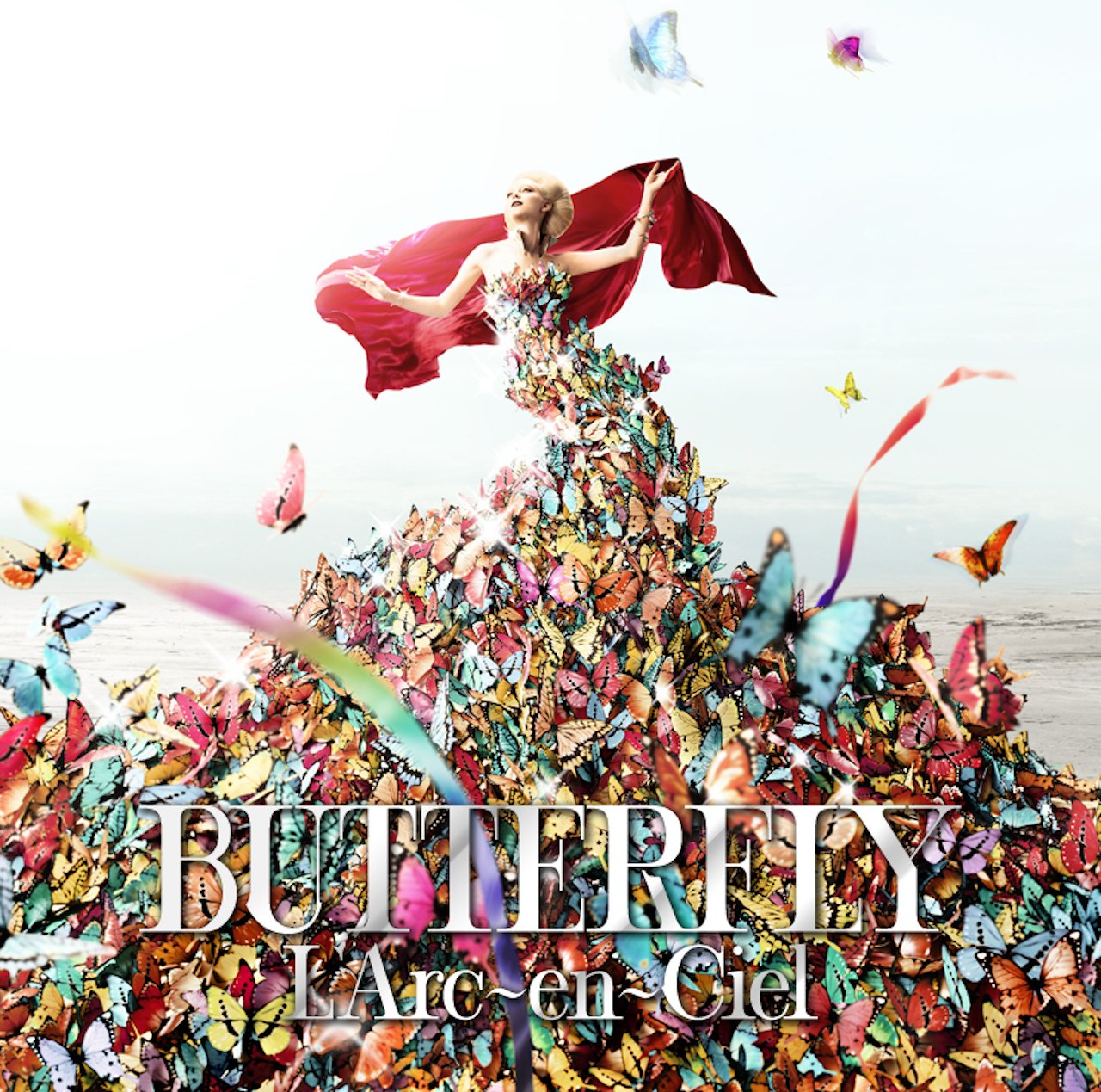 L'arc-en-ciel – Butterfly