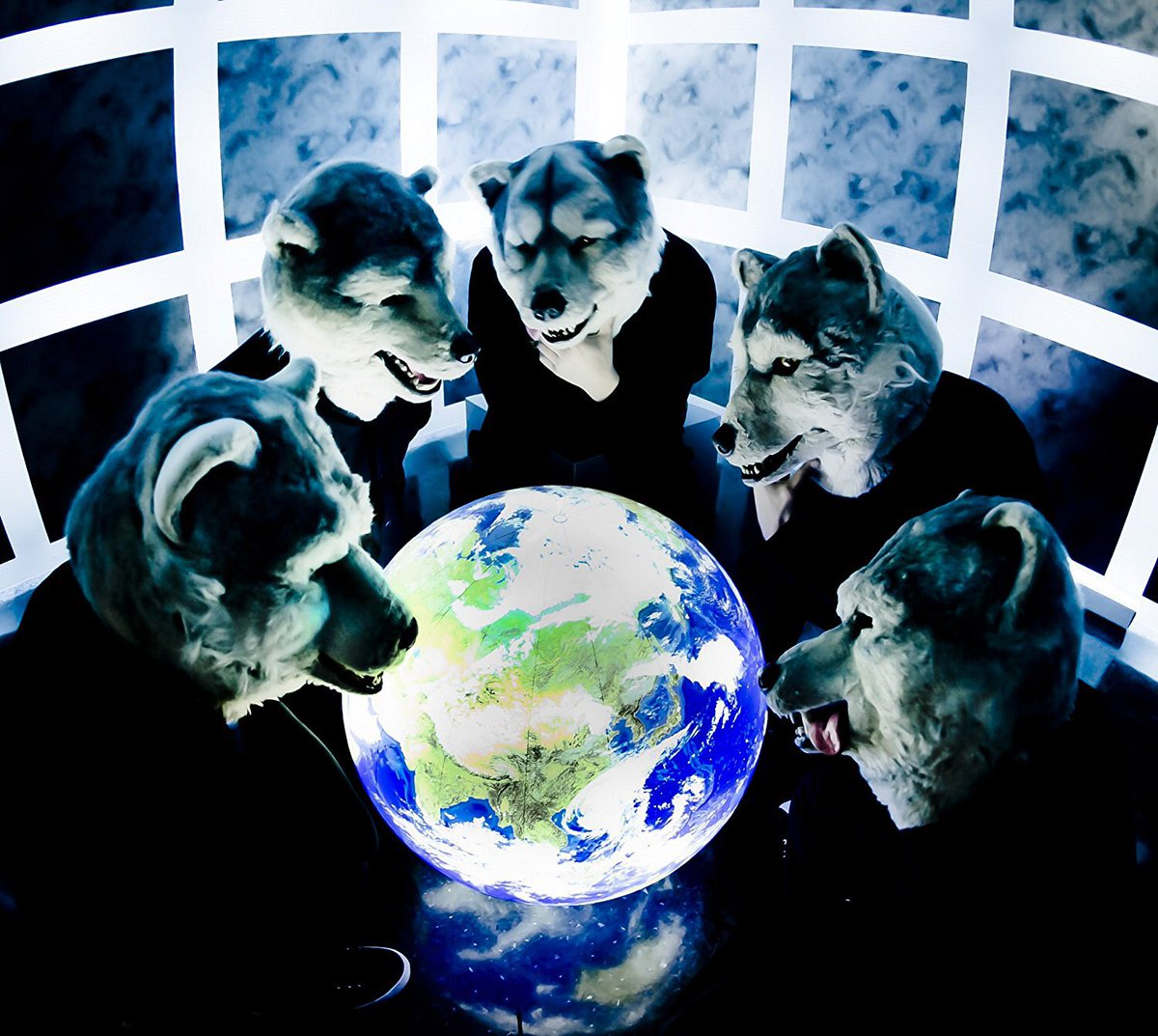 Man with a Mission – Mash up the World