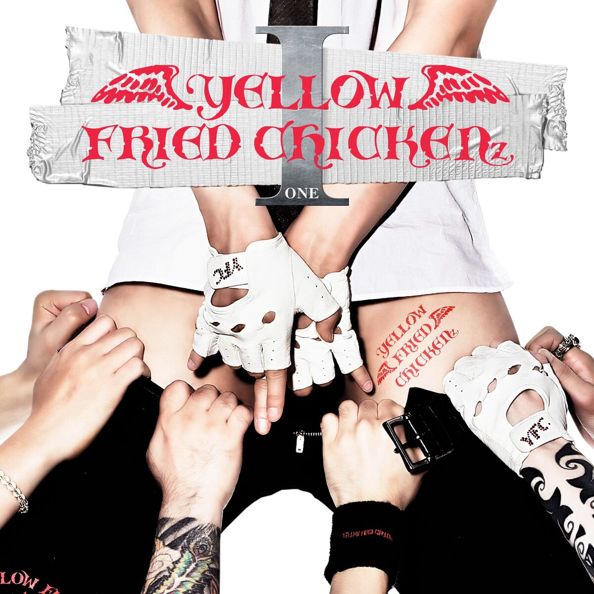 Gackt Yellow Fried Chickenz - One