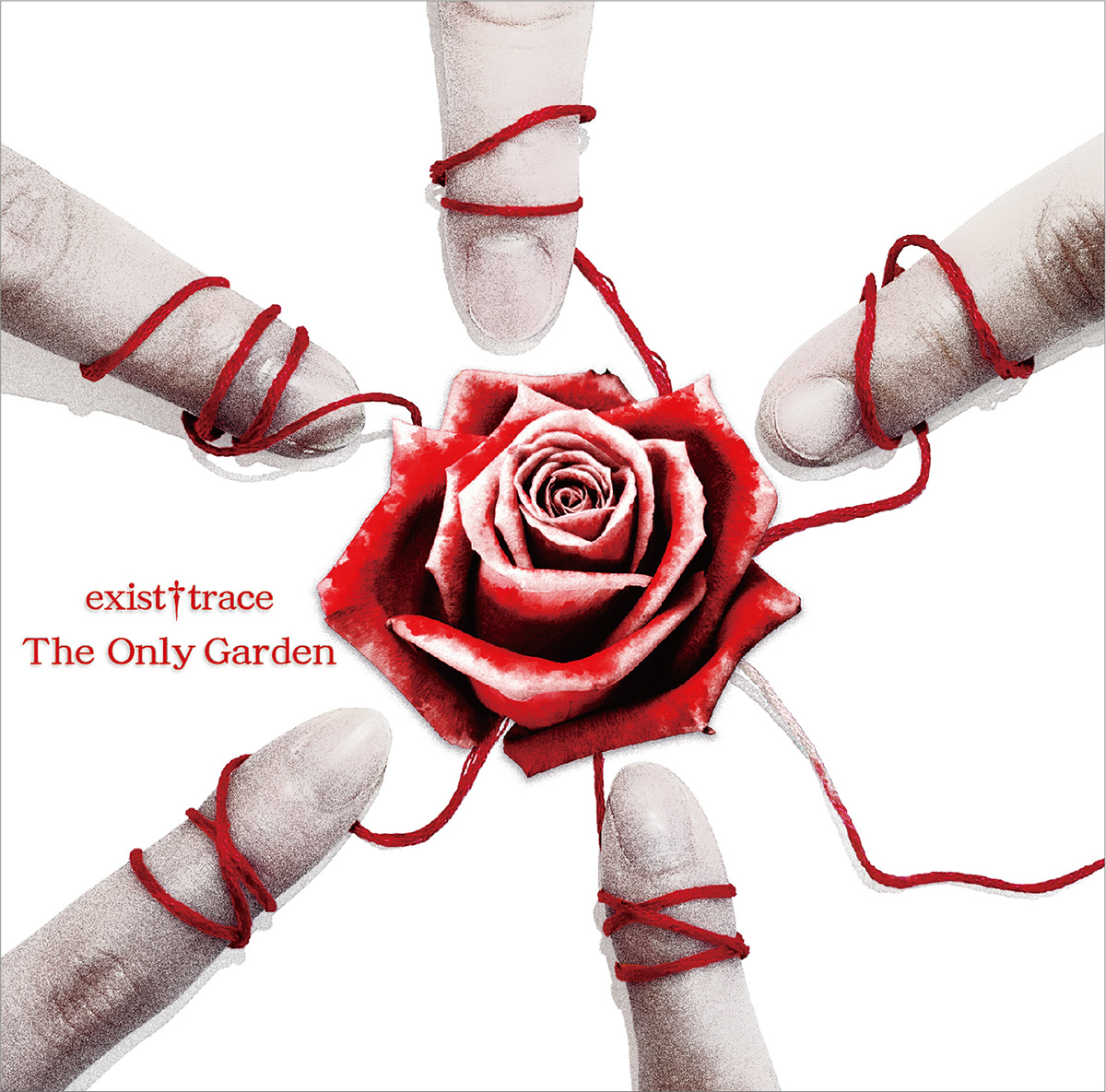 exist track The only garden