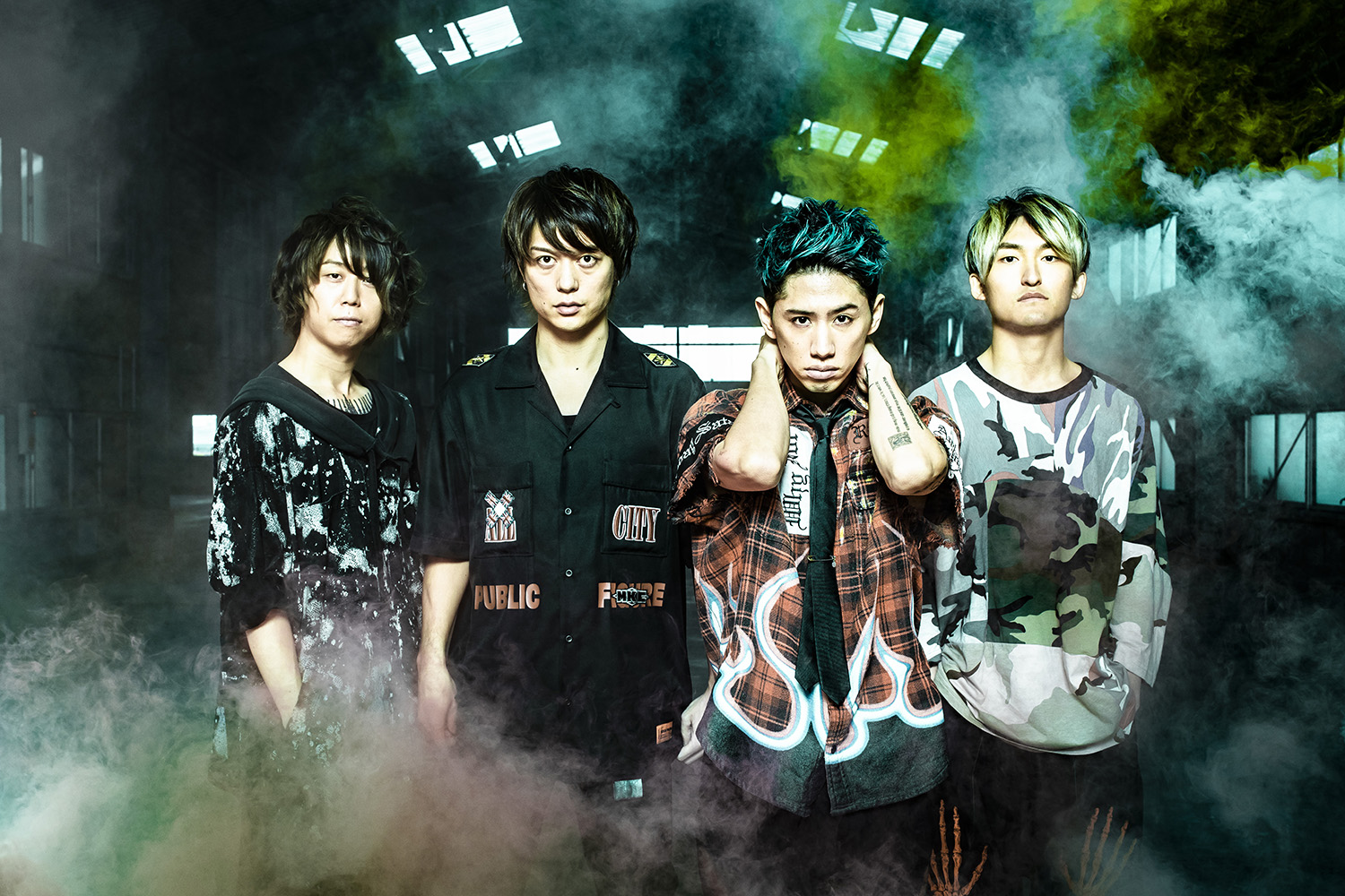 ONE OK ROCK Field of Wonder