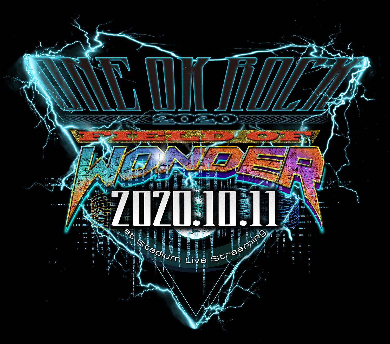 ONE OK ROCK Field of Wonder