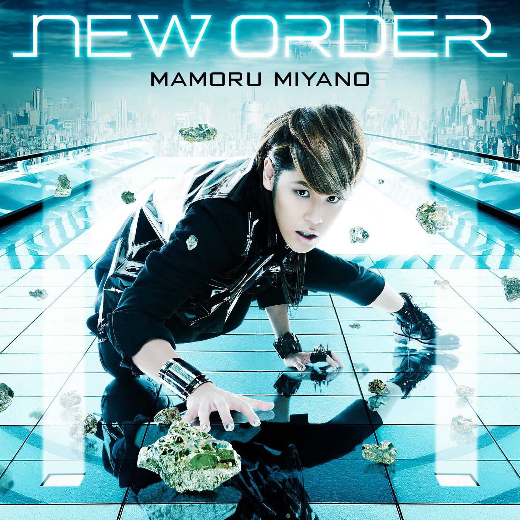 Mamoru Miyano - New Order