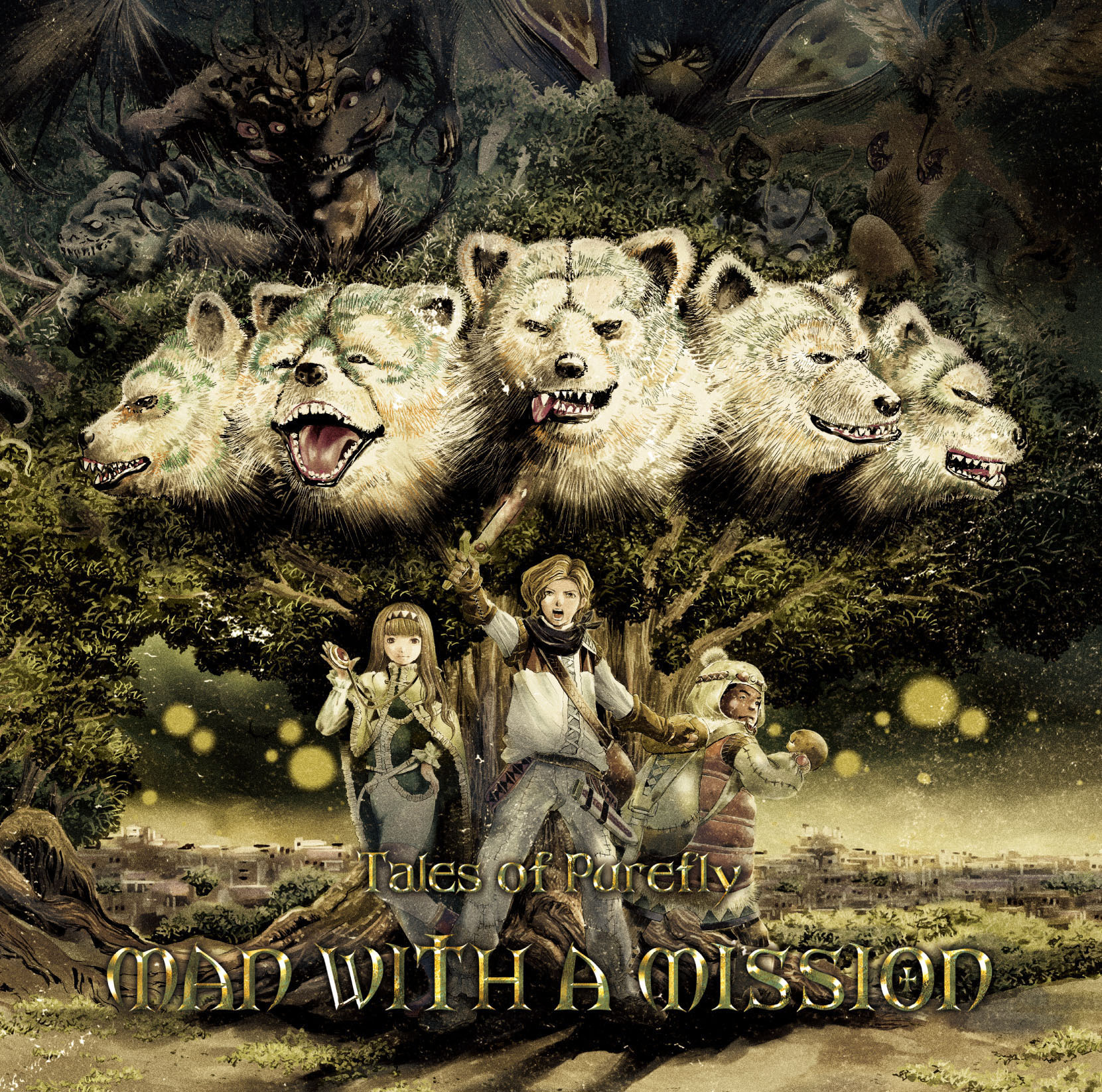Man With a Mission - Tale of Purefly