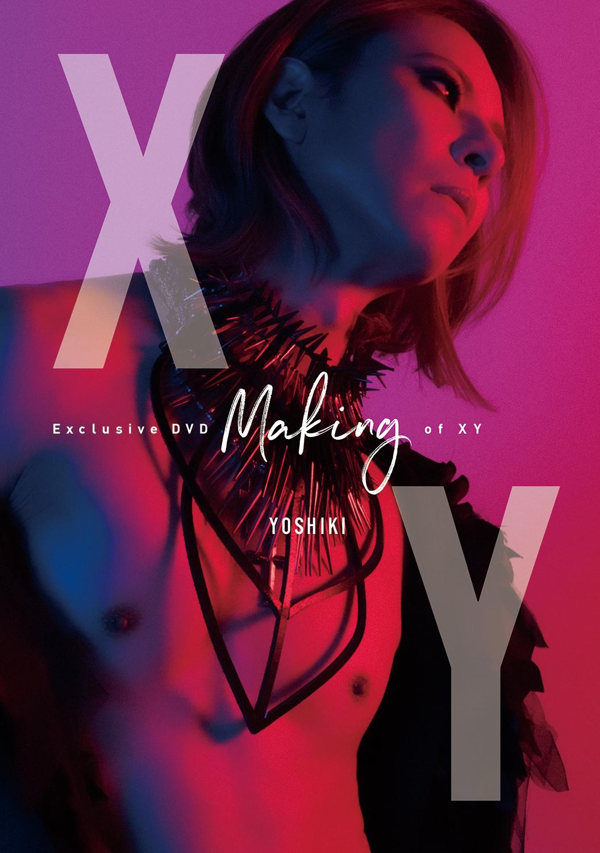 Yoshiki Photobook XY