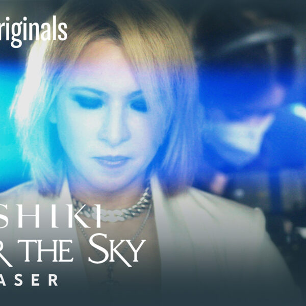 Yoshiki Under The Sky YouTube Teaser