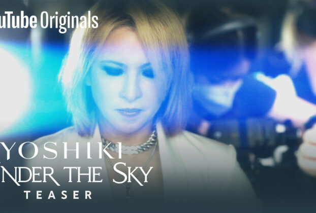 Yoshiki Under The Sky YouTube Teaser