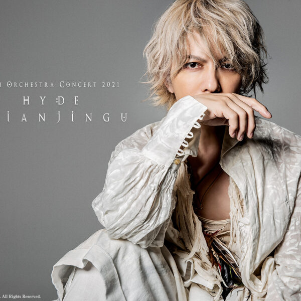 HYDE 20th Anniversary Concert Tickets