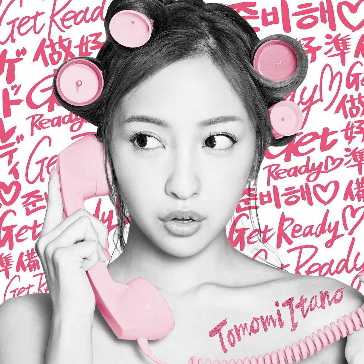 Tomomi Itano Get Ready